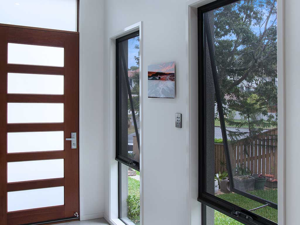 Crimsafe Awning Window