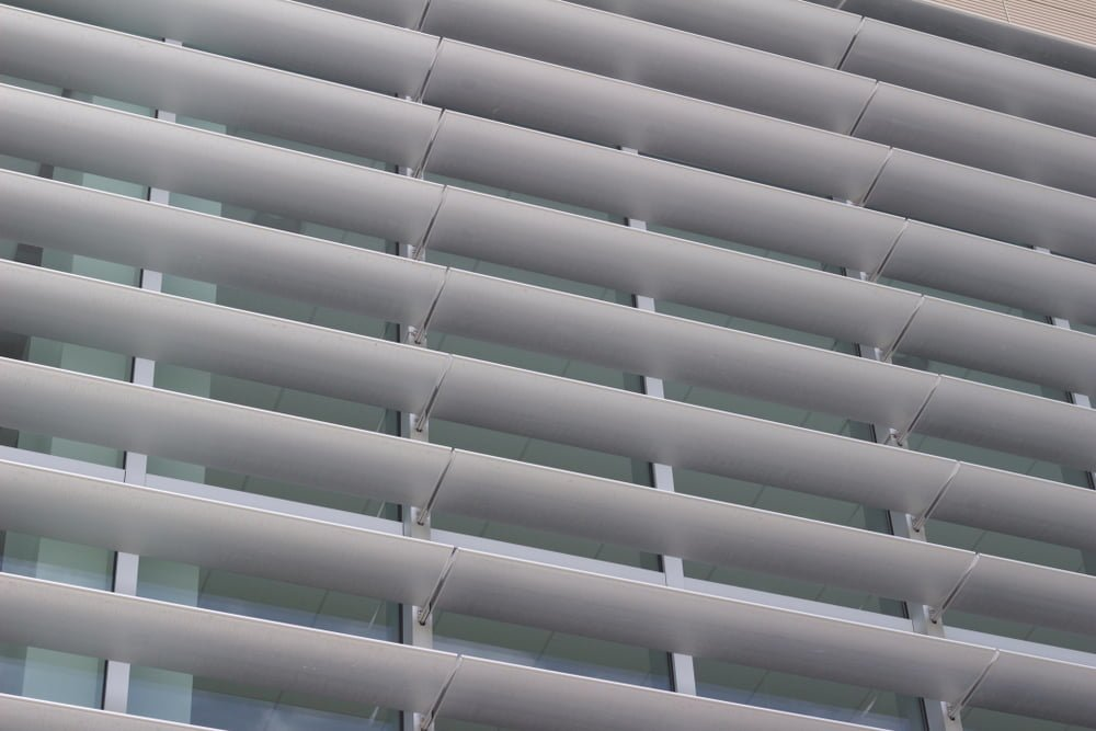 Windows Designed With Attractive Energy-Efficient Shading Option