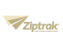 Guardian Screens and shutters, commercial buildings and Ziptrack logo.
